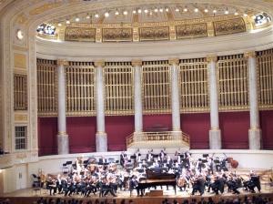 Die Wiener Symphoniker mit Daniil Trifonov