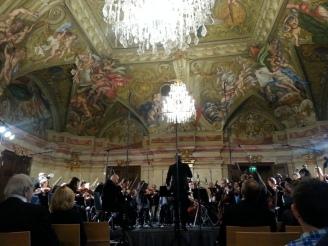 Die Wiener Akademie im Landtagssaal