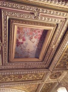 Vienna English Theatre - Deckendetail