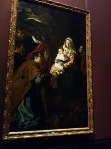 Diego Velázquez, Die Anbetung der Könige