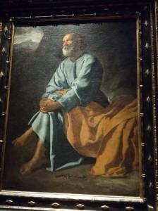 Diego Velázquez, Hl. Petrus