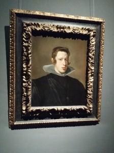 Diego Velázquez, Philipp IV.