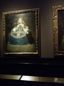 Diego Velázquez, Infantin Margarita