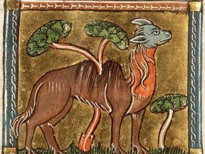 Mittelalterliches Tier