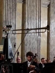 Remake des mechanischen Trompeters von Johann Nepomuk Mälzel von 1813 (Jakob Scheid 2015)
