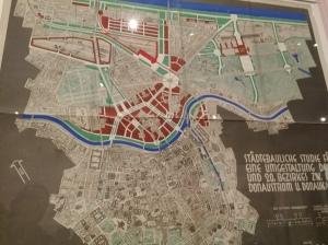 Wien, Umgestaltung des 2. und 20. Bezirkes mit einer Verlängerung der Ringstraße