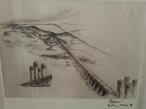 Franz Pöcher, Neugestaltung Wien (Straße auf den Kahlenberg 1938)