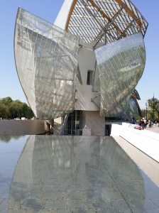 Fondation Louis Vuitton, Paris (Frank O. Gehry)