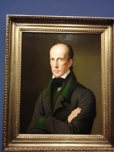 Leopold Kupelwieser, Erzherzog Johann (1828)