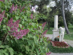 Mozartgrab am St. Marxer Friedhof