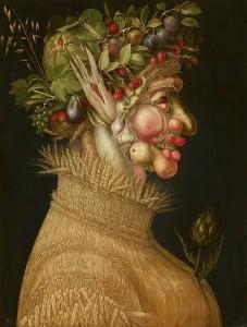 Giuseppe Arcimboldo, Sommer 1563 (KHM Wien)