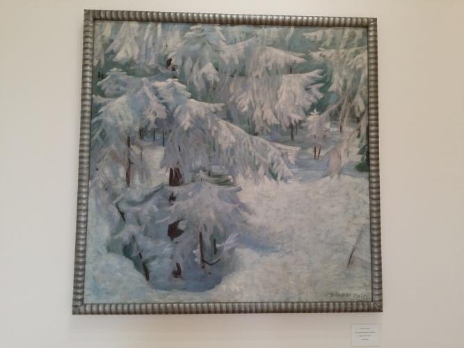 Mein Lieblingsbild der Ausstellung: Sebastian Isepp,