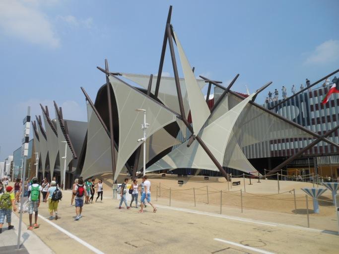 Futuristische Architektur (Italo Rota): Kuweit