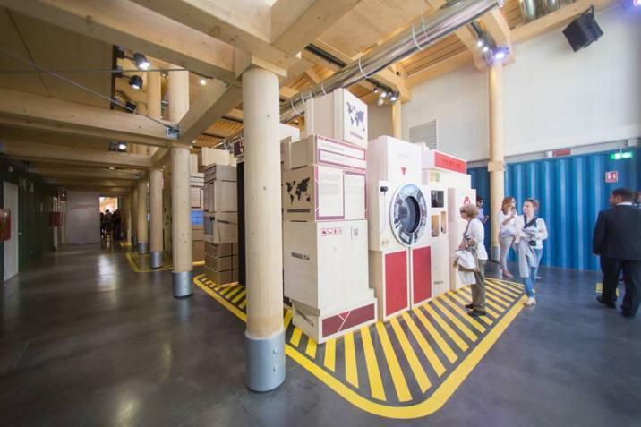 Didaktisch ausgezeichnet aufbereitet: Der Pavillon von Monaco