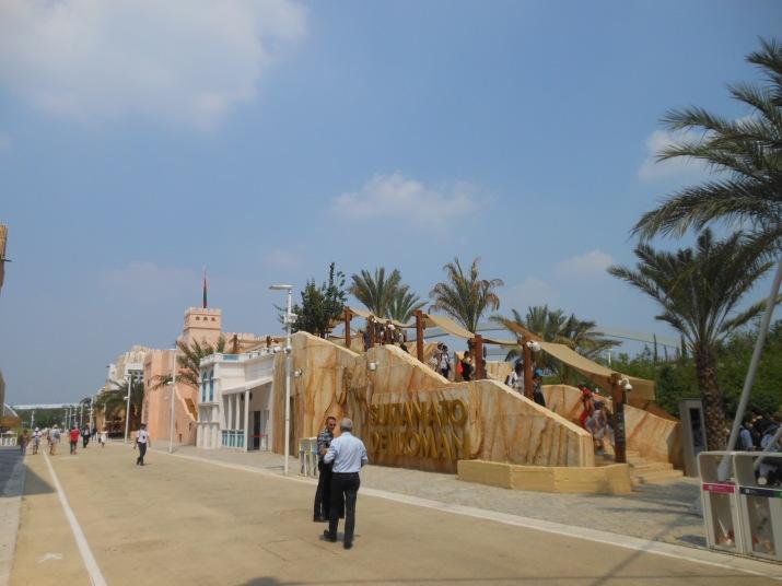 Oman: Wie eine Wüstenoase