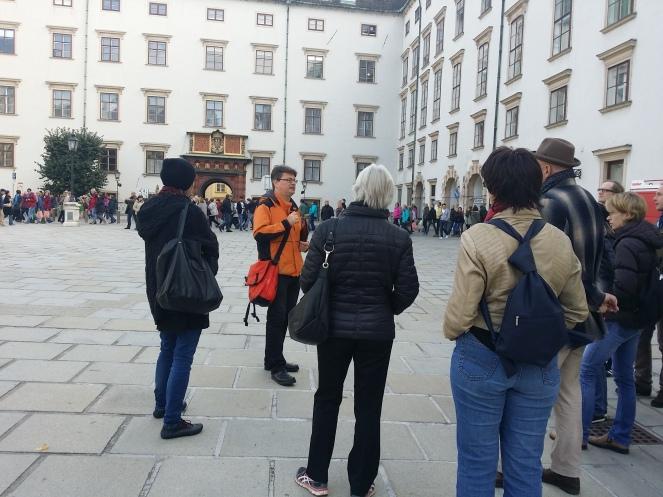 Innerer Burghof, 1010 Wien