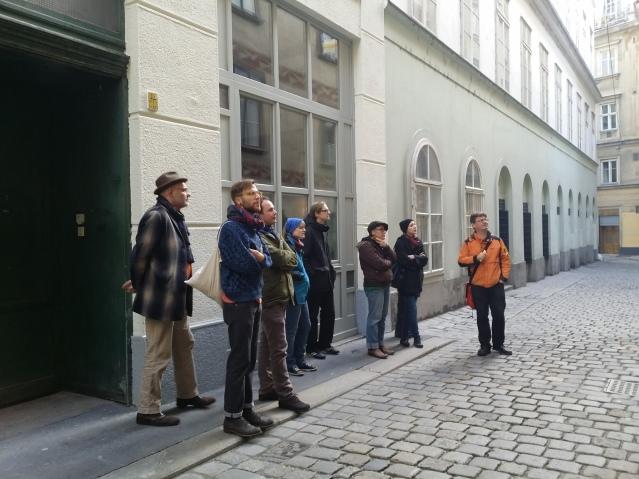 Kleeblattgasse, 1010 Wien