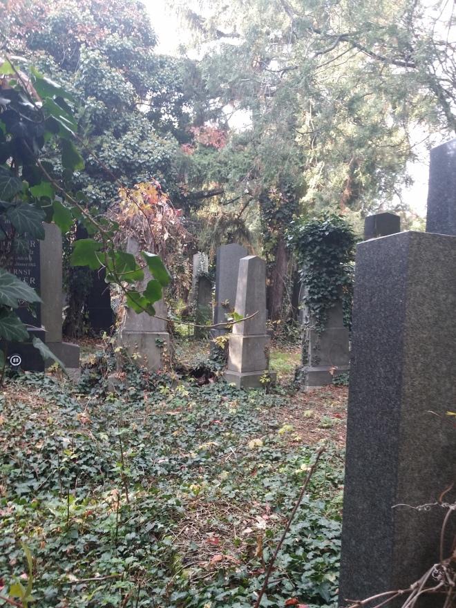 Zentralfriedhof (Alter jüdischer Friedhof)
