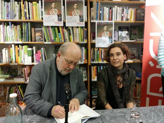 Michaela und Karl Vocelka