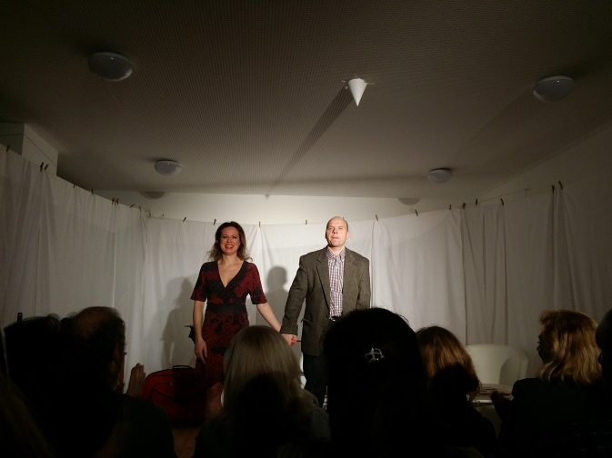 Großer Applaus für Rita Hatzmann und Erich Knoth