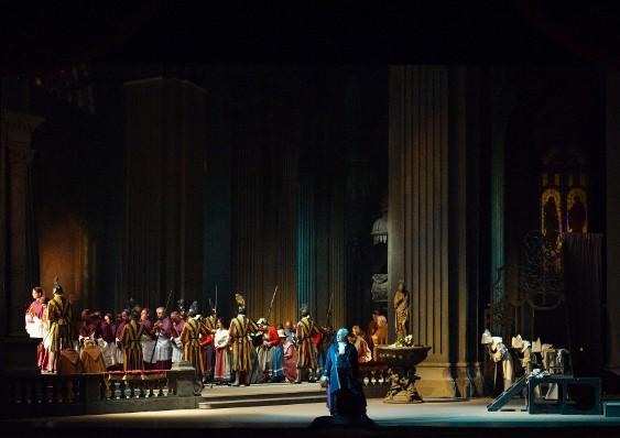 Tosca in der Wiener Staatsoper