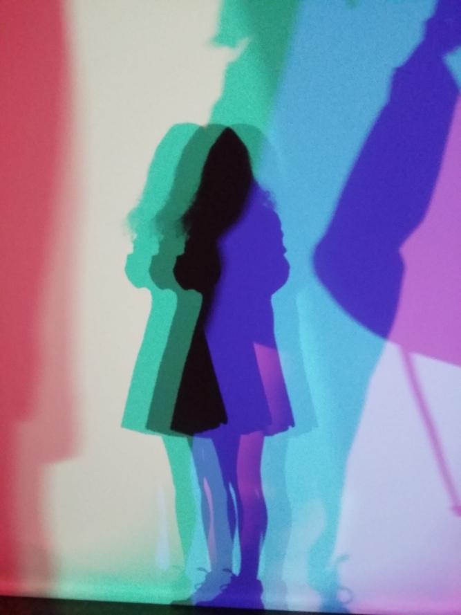 """Ich - und """"Your uncertain shadow"""" (2010)"""
