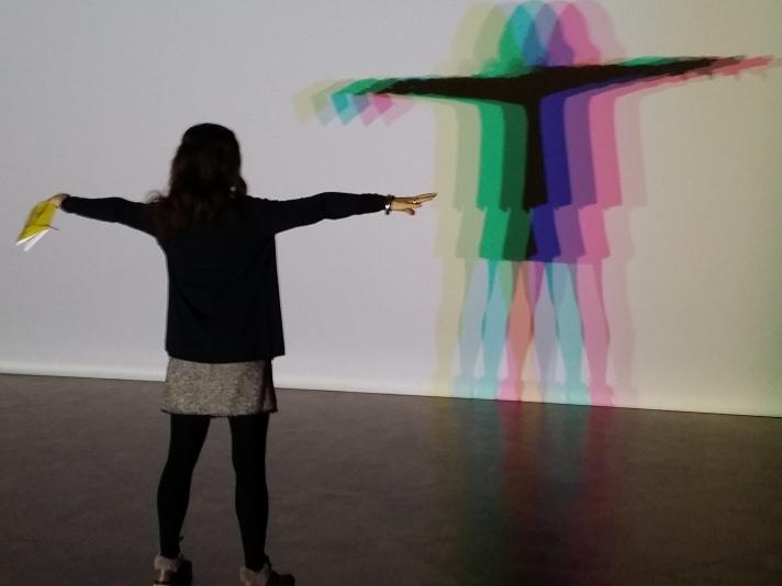 """Nochmals ich, weil's so lustig ist - und """"Your uncertain shadow"""" (2010)"""