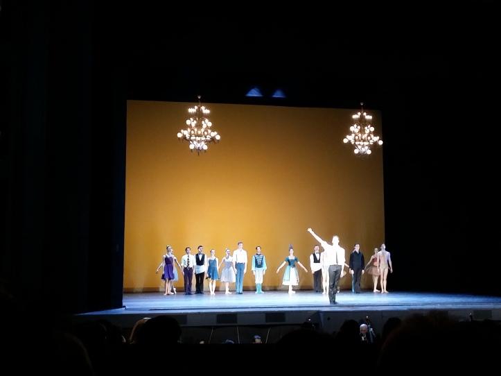 Ballettabend Volksoper