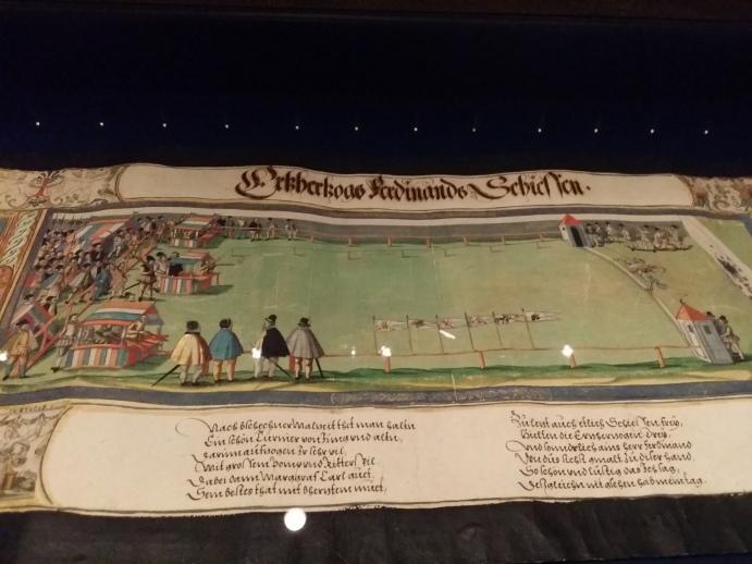 Feierlichkeiten des Ordens vom Goldenen Vlies in Prag und Landshut 1585 (Erzherzog-Ferdinads-Schießen)