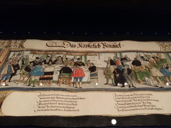 Feierlichkeiten des Ordens vom Goldenen Vlies in Prag und Landshut 1585