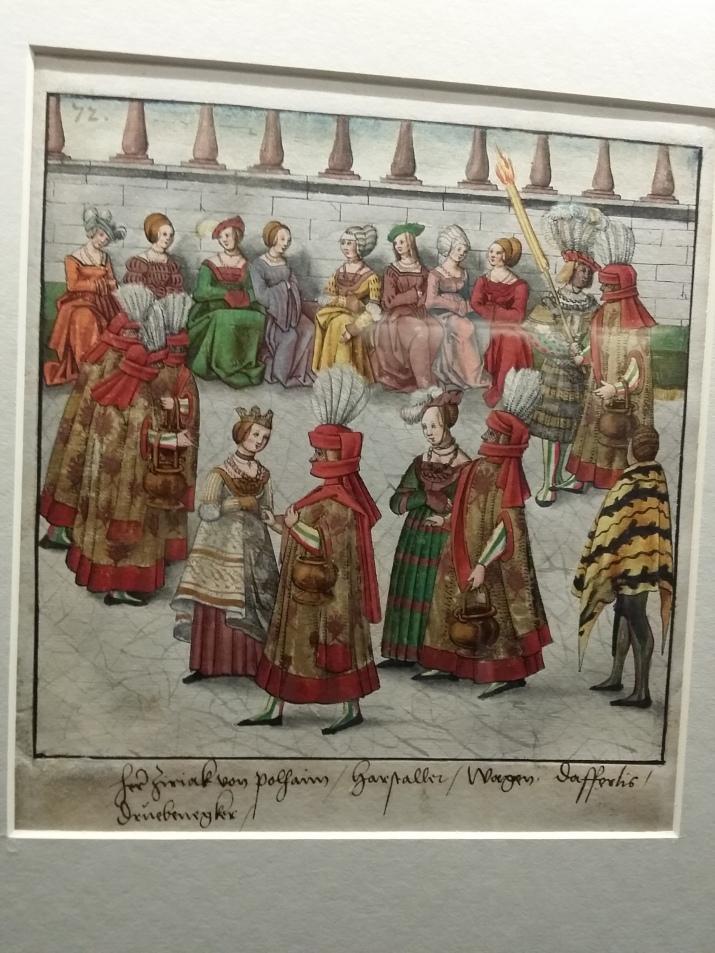 """""""Freydal"""", eine prunkvolle Turnier-Bilderhandschrift Kaiser Maximilans I. (1512-1515)"""