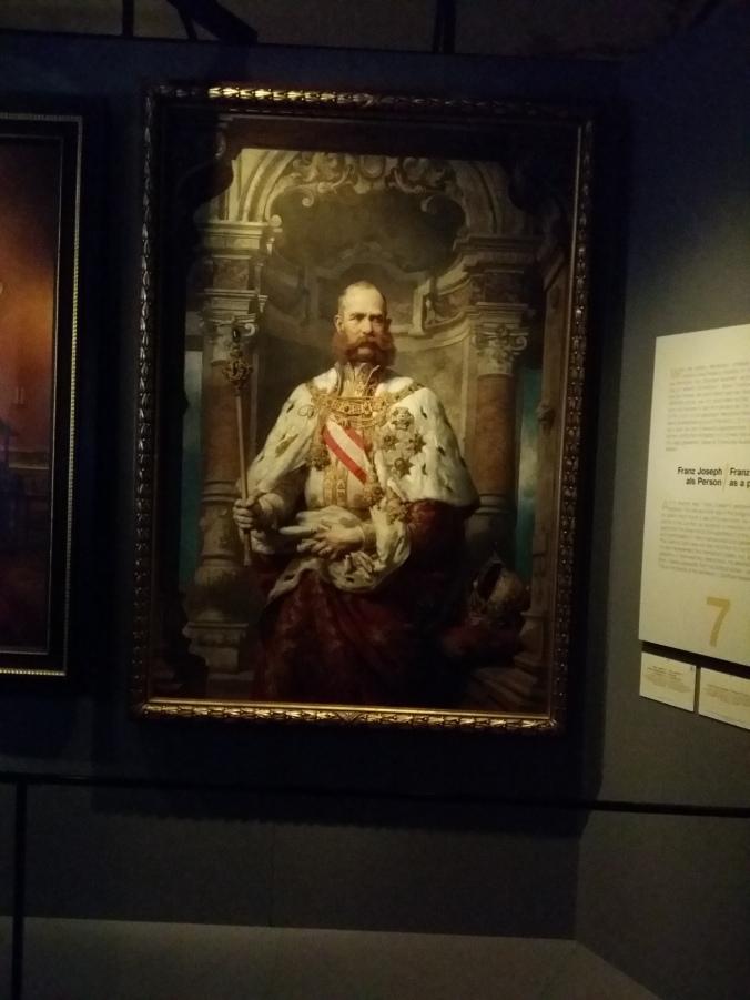 Offizielles Porträt von Julius Viktor Berger 1879 (hängt sonst im Justizplalst in Wien)