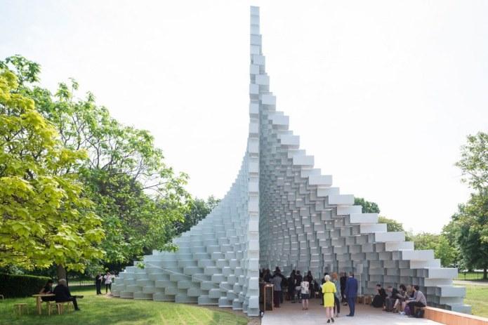 Serpentine Pavilion von Bjarke Ingels