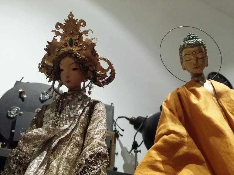 """""""Prinzessin"""" und """"Buddha"""""""