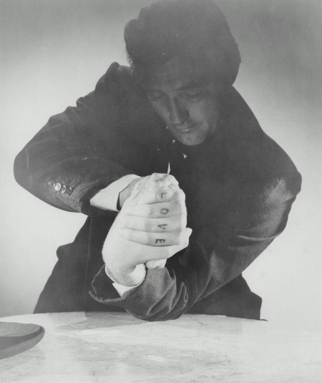 """""""Die Nacht des Jägers"""" (Regie: Charles Laughton, 1955)"""